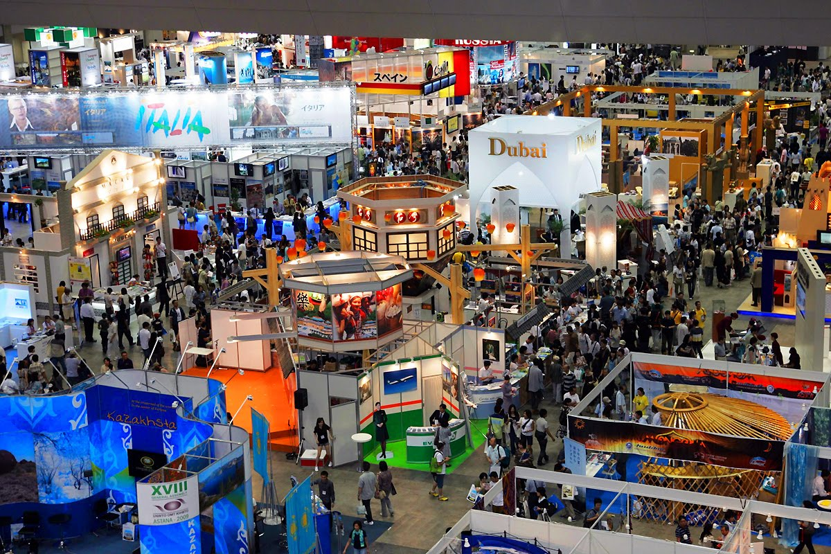 Expo Stands Trade Fair 2017 : Trade fairs of the south