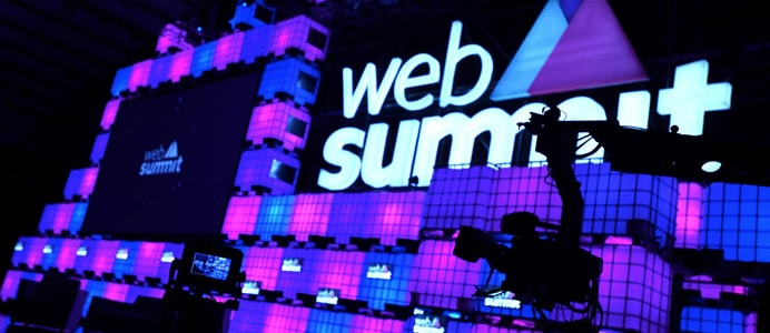 web summit, exhibition logistics